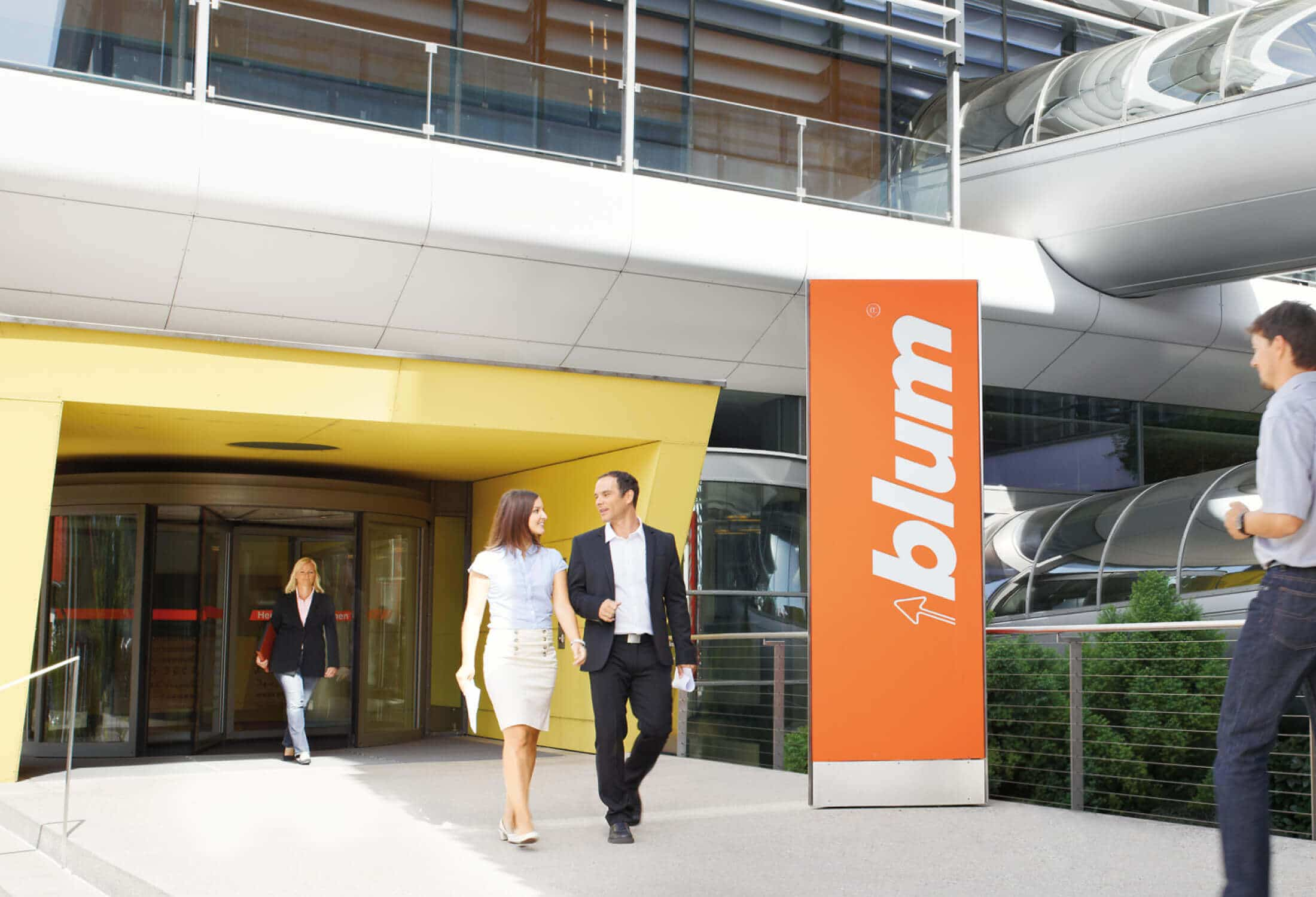Print blum Corporate Design