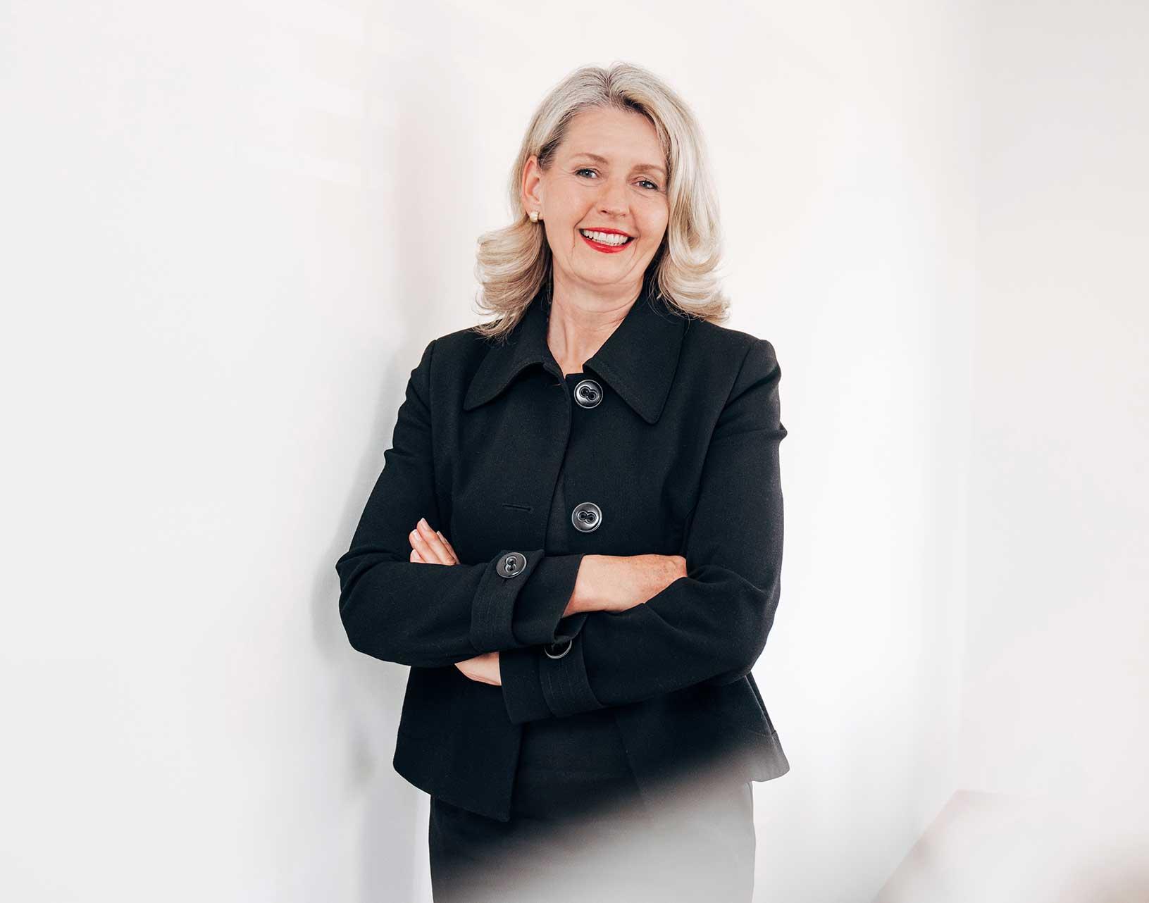 <b>Christiane Konrad</b><br/> Assistentin der Geschäftsführung Datenschutzkoordinatorin