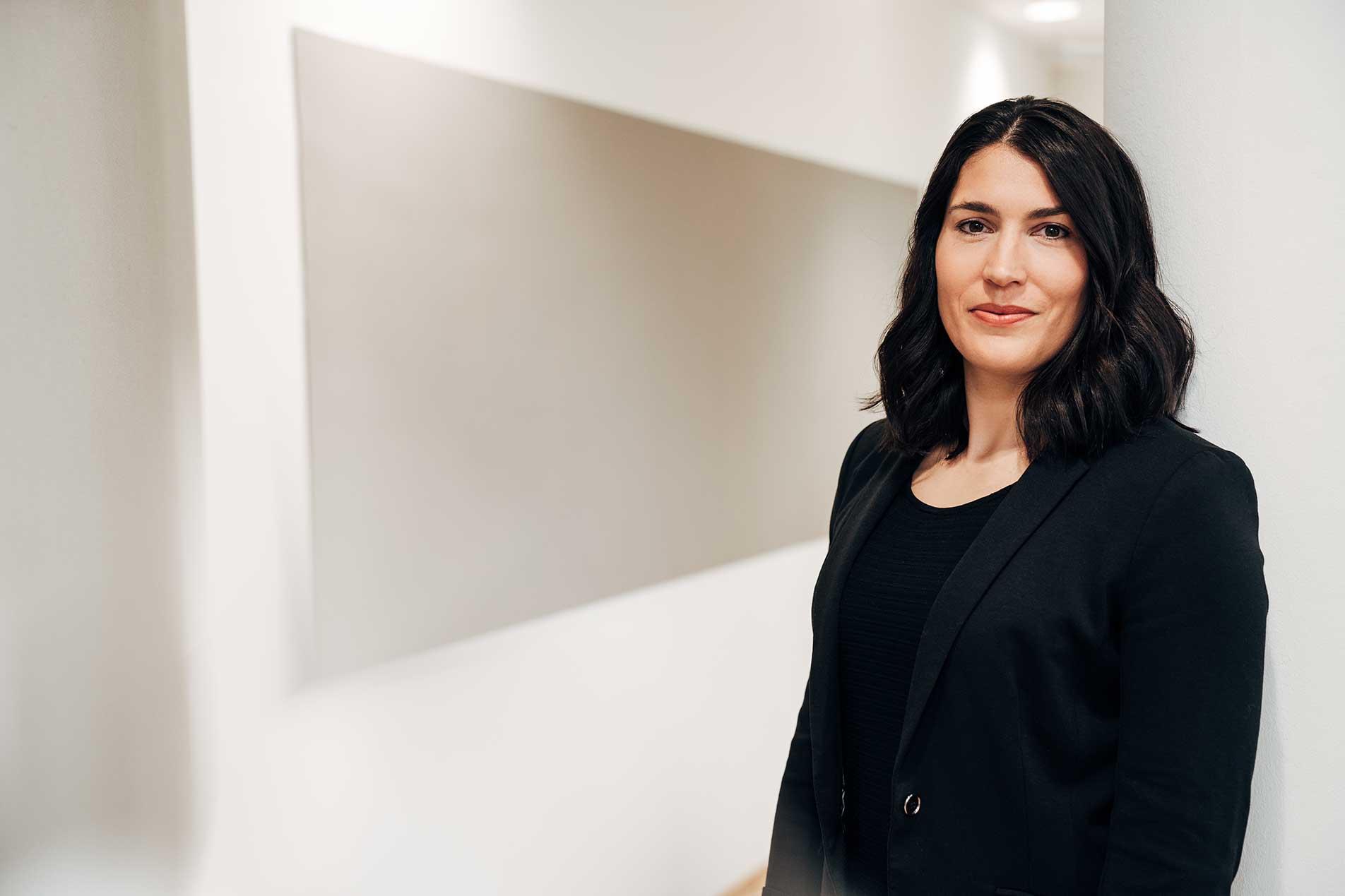 <b>Katrin Tegel</b><br/> Brand Manager Beratung