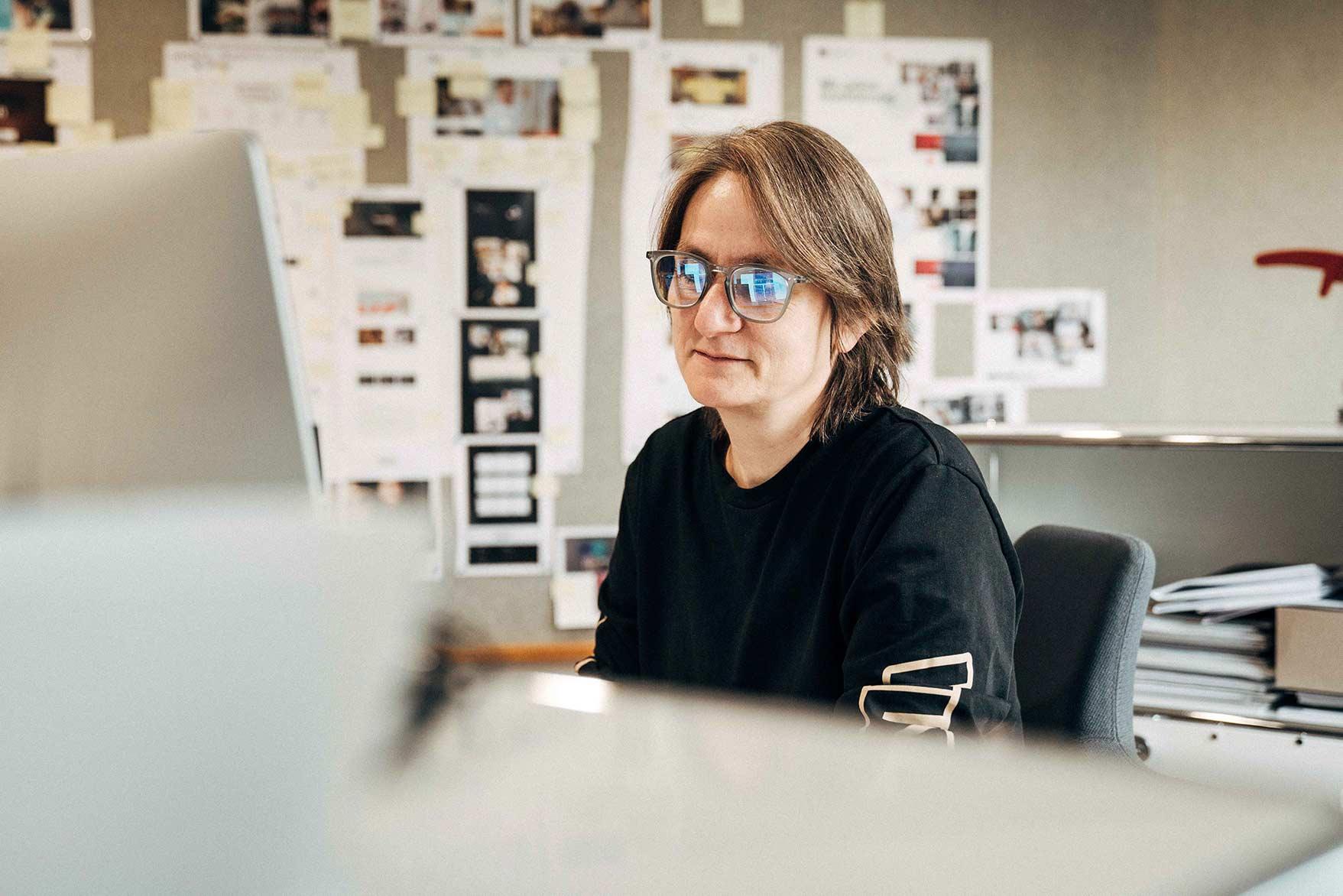 Simone Traber, Art Director Final Art bei Lighthouse®