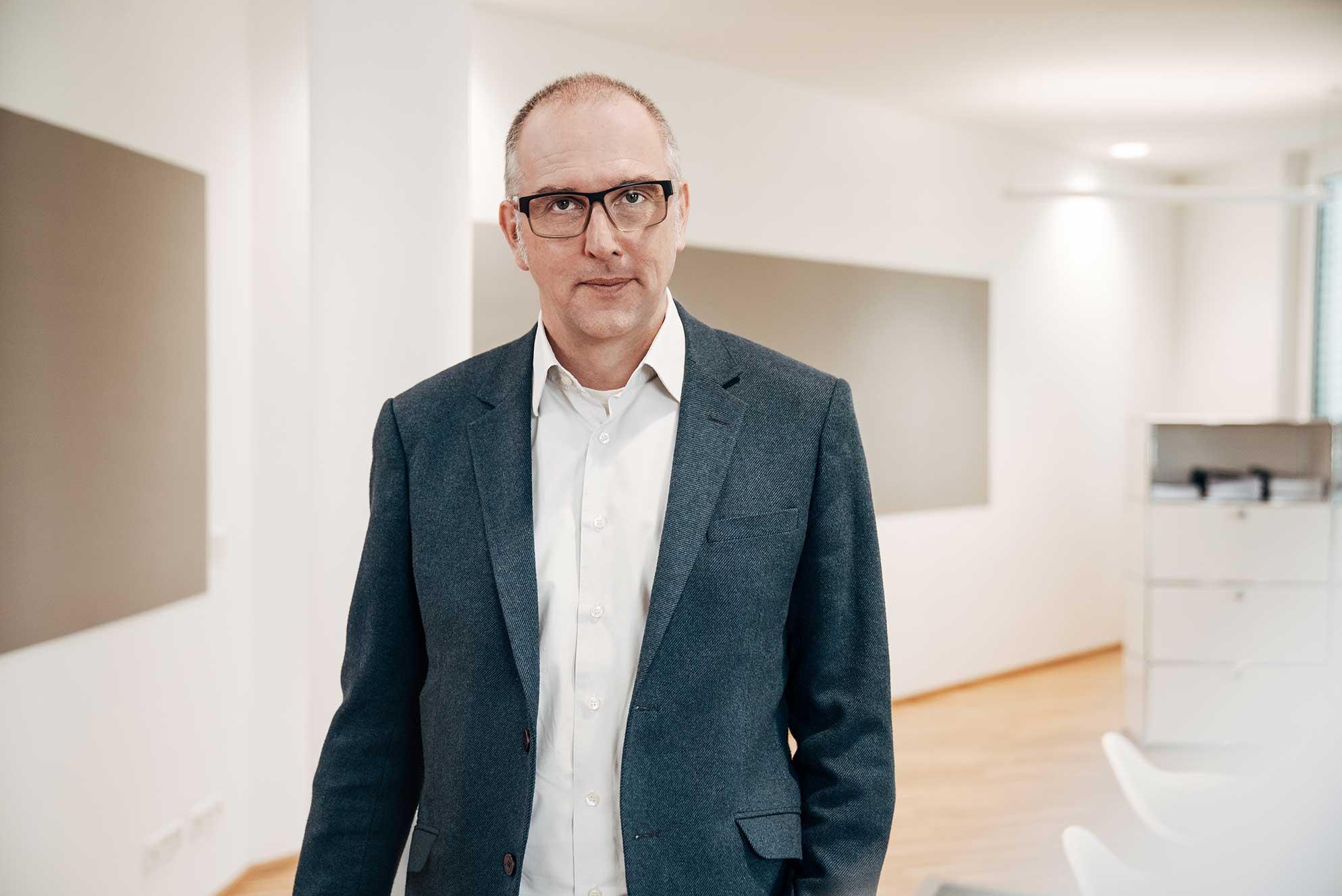 Gregor Regensberger, Senior Brand Manager Beratung bei der Markenagentur Lighthouse®