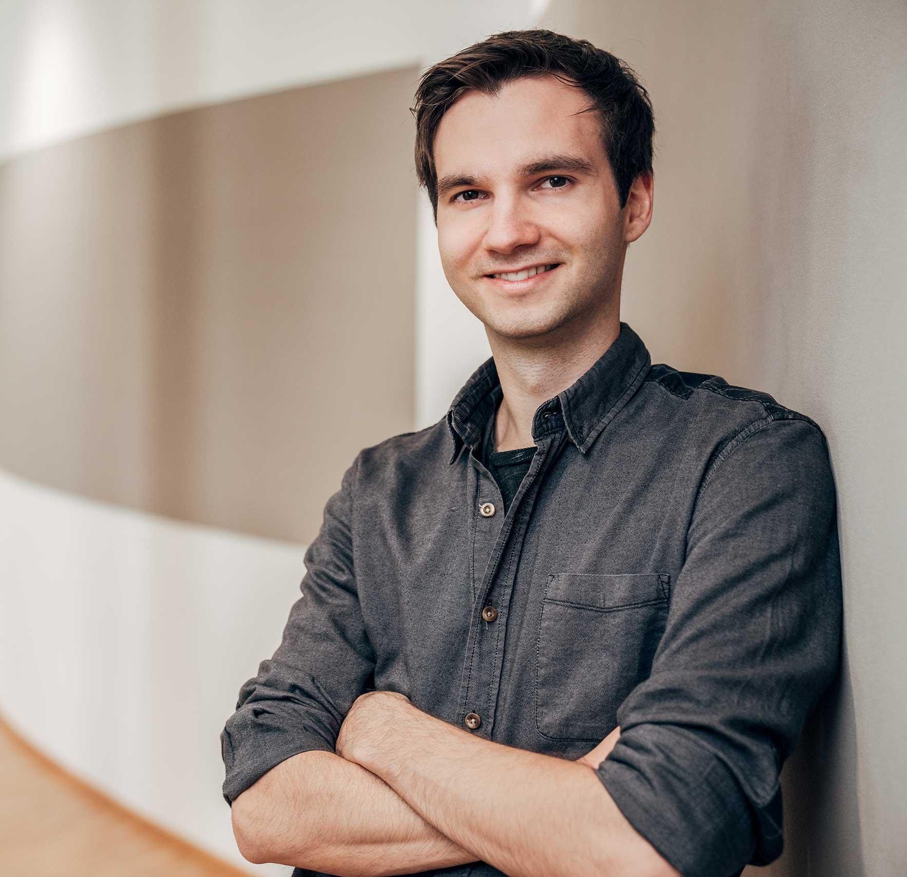 <b>Philipp Strauch</b><br/> Art Director
