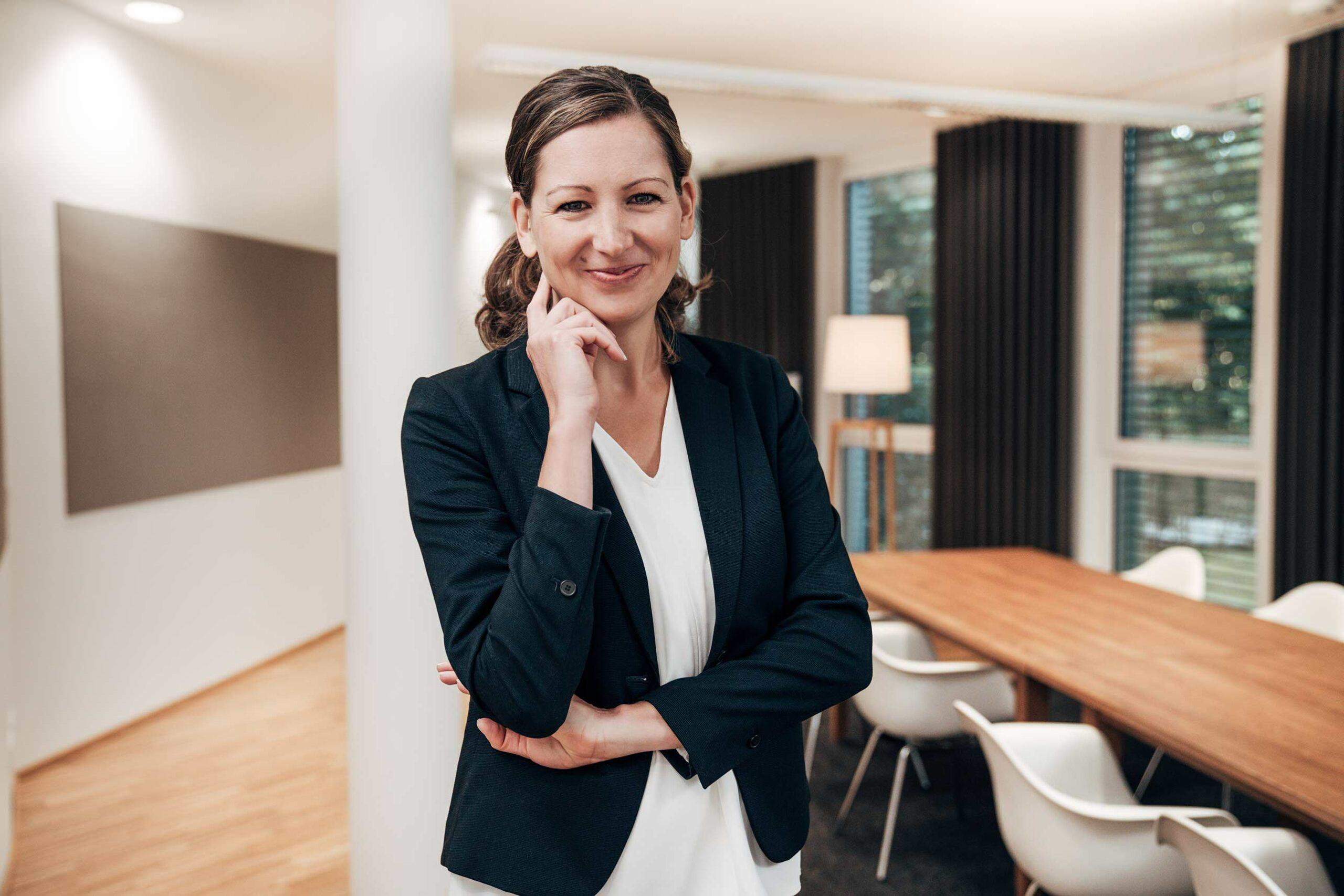 <b>Swetlana Schrader</b><br/> Brand Manager Beratung